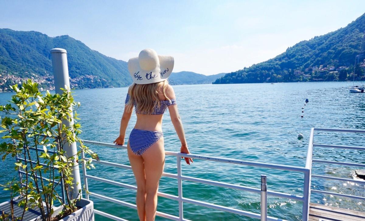 Travel Inspo - Lake Como